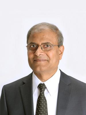 Dr. Krishna Pandey, M.D., M.R.C.P., F.A.A.P.